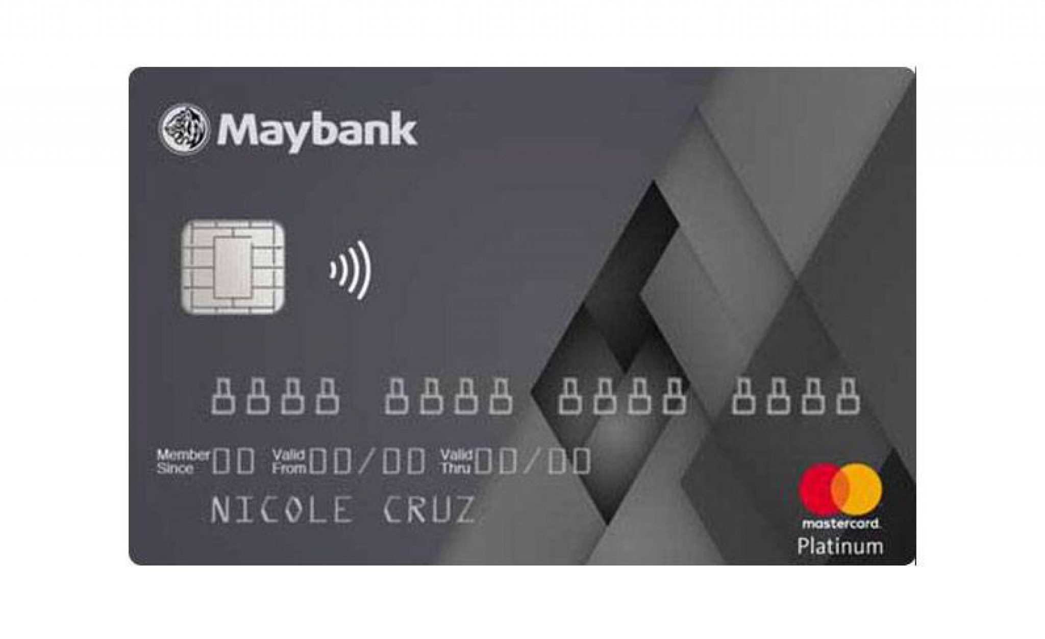 Maybank Platinum Mastercard