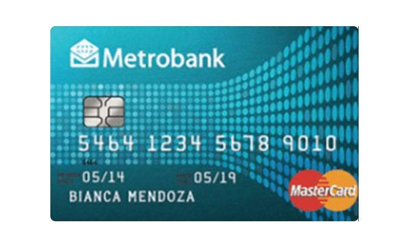 Metrobank Classic Mastercard