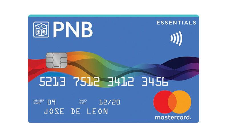 PNB Classic Essentials Mastercard