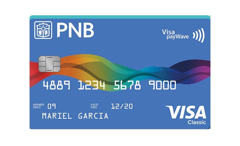 PNB Classic Visa