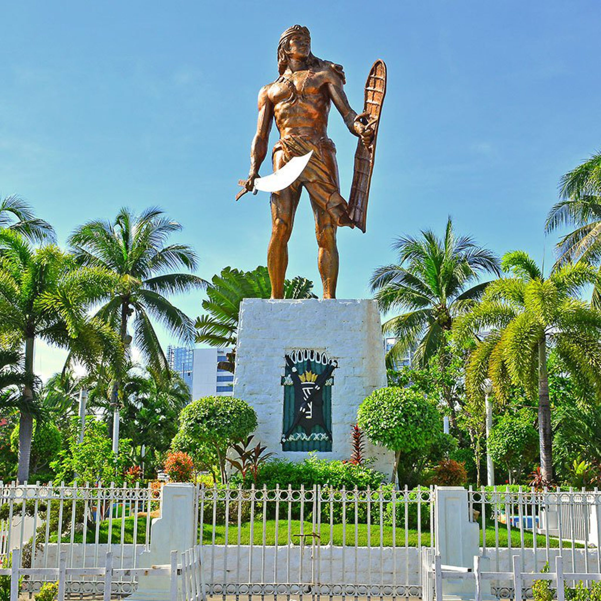 Mactan Shrine
