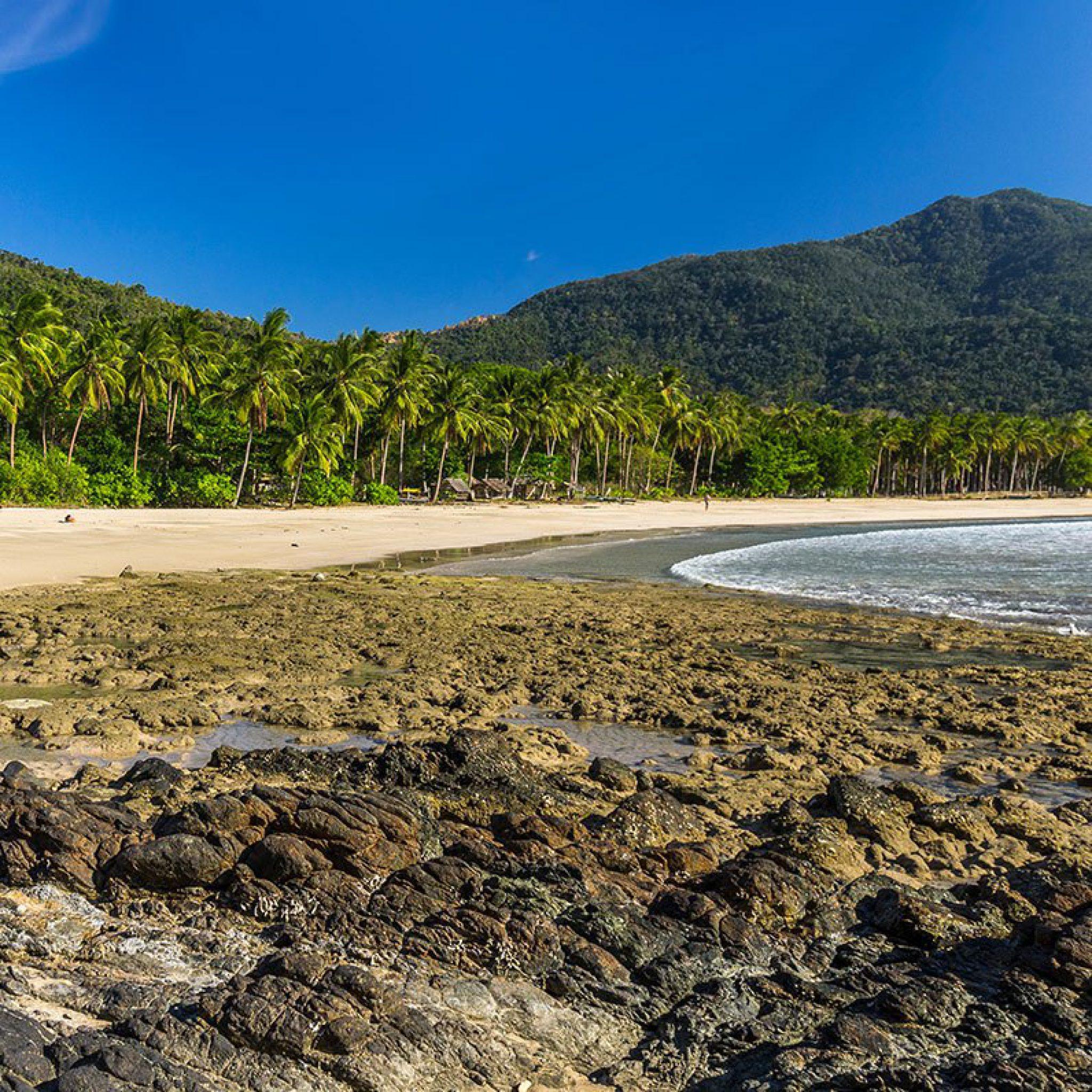Nag Tabon Beach