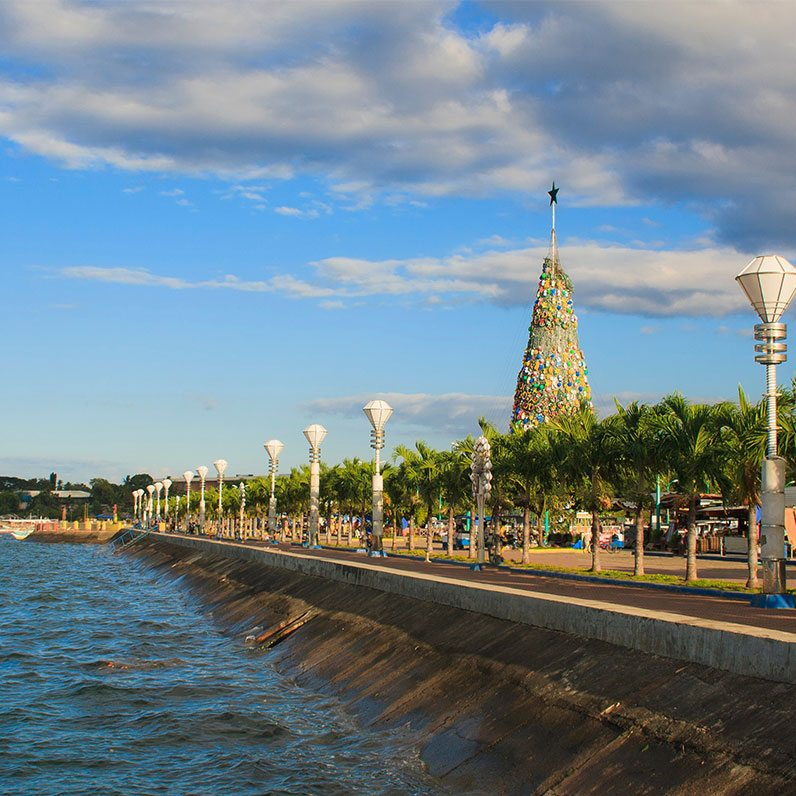 Puerto Princesa Baywalk