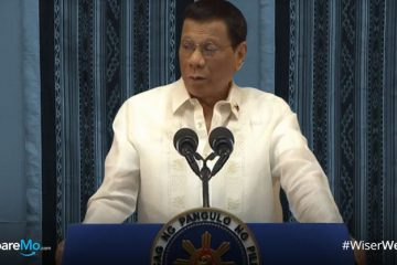 SONA 2019: On The TRABAHO Bill, National Land Act, And The 12MN Curfew
