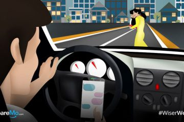 5 Habits That Are Just As Dangerous As Using Your Phone While Driving