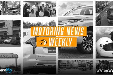 Metro Manila Road Cleanup, 2020 Mitsubishi Montero Sport Unveiled, And Other Motoring News