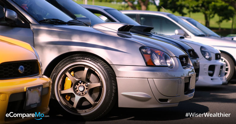 Car modifications that can raise the cost of your car insurance