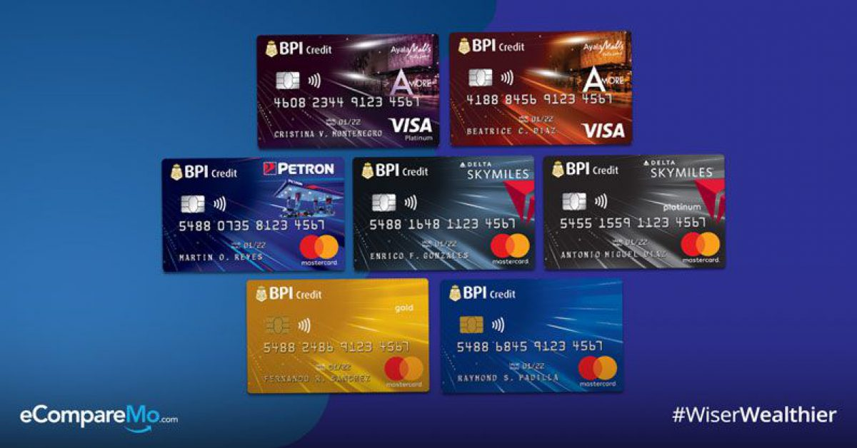 How To Apply For BPI Credit Card 2020 - eCompareMo