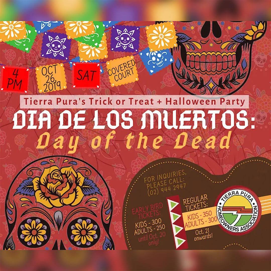 Dia De Los Muertos: Day of the Dead at Tierra Pura