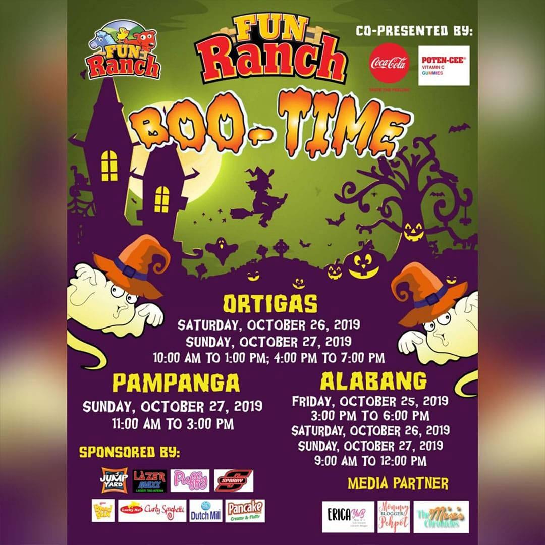 Fun Ranch: Boo! Time