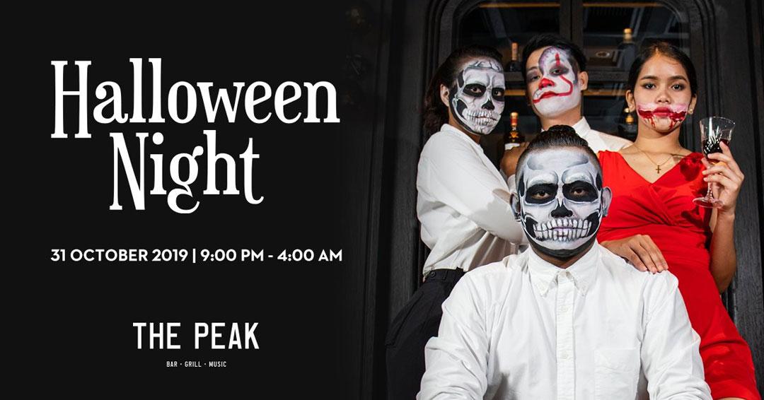 The Peak: Halloween Night