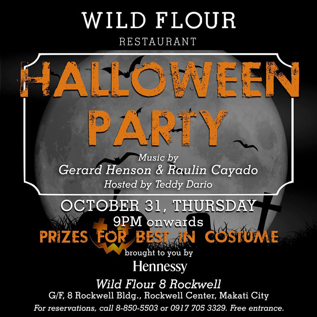 Halloween Party 2019 at 8 Rockwell
