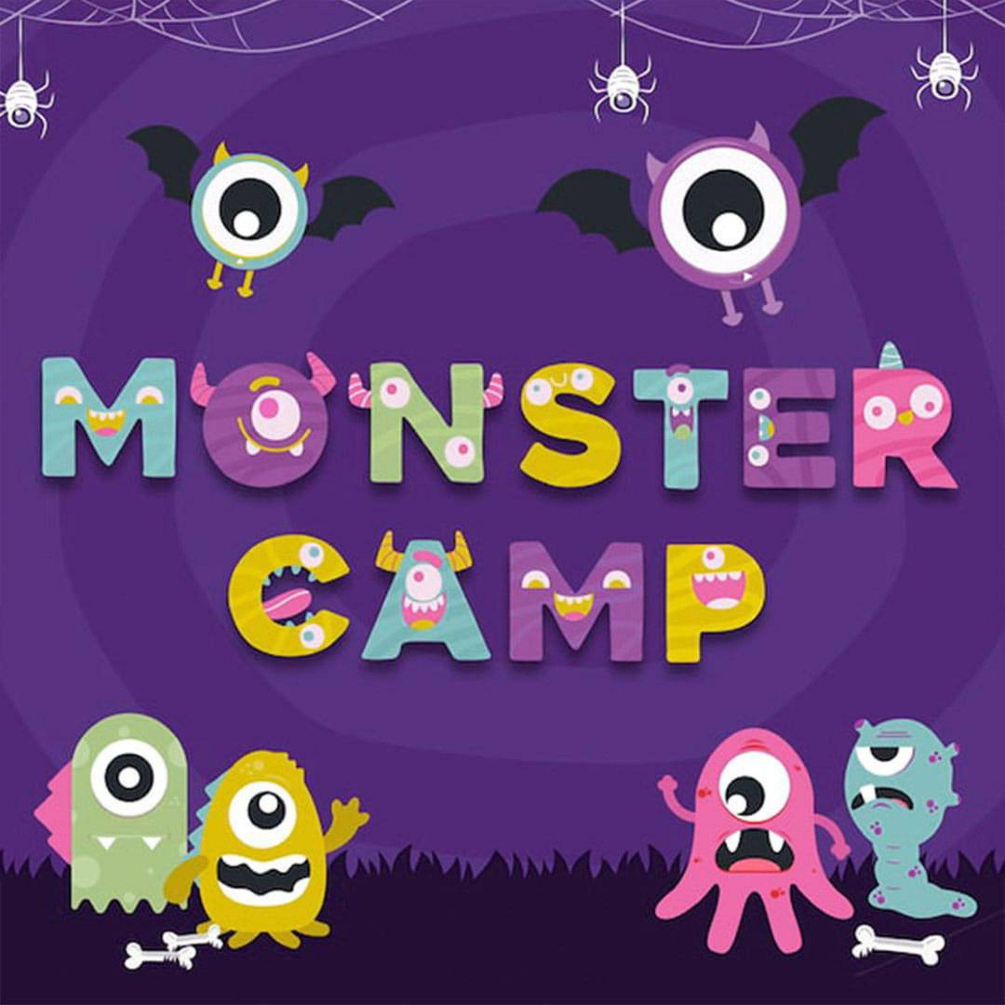 New World Manila Bay: Monster Camp