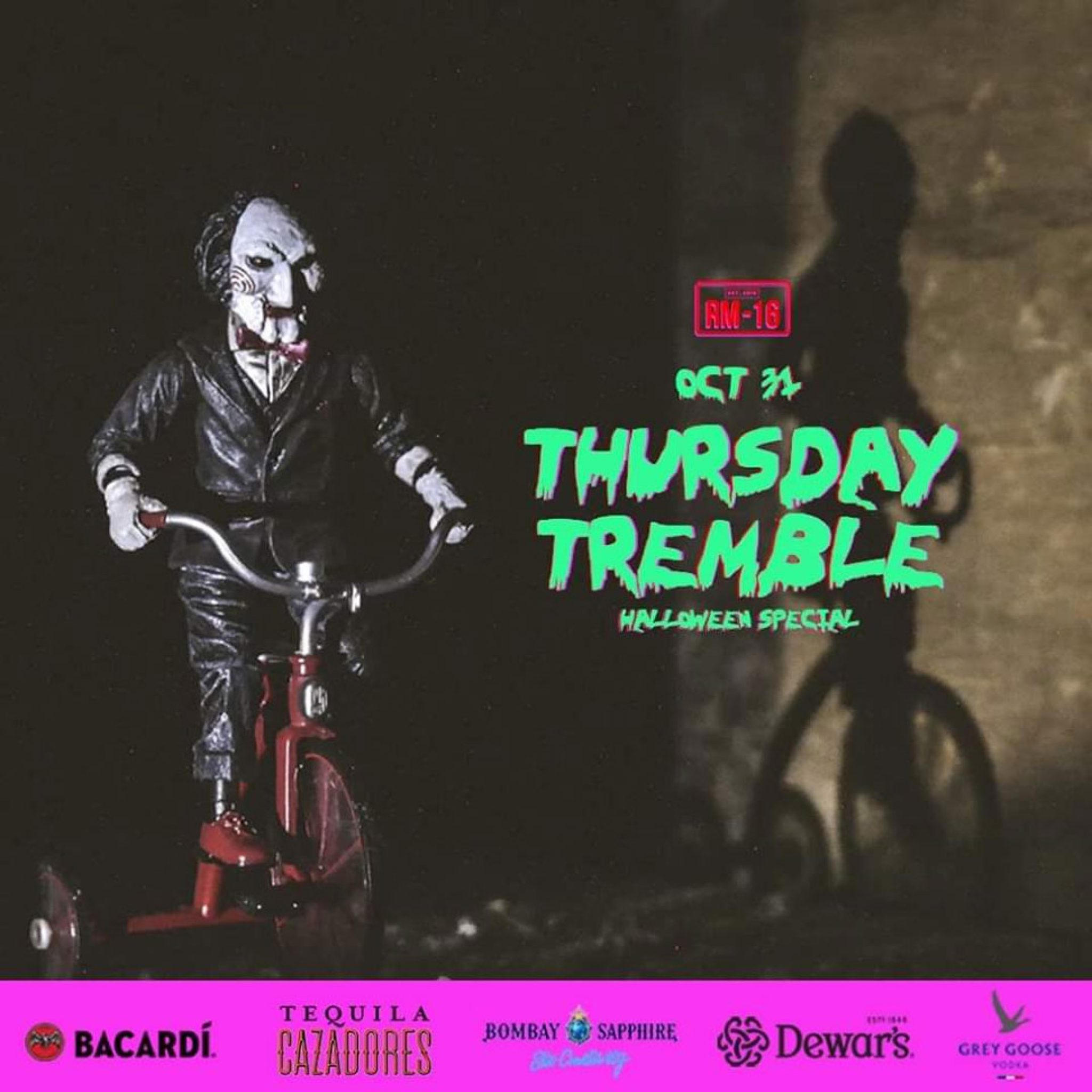 Thursday Tremble