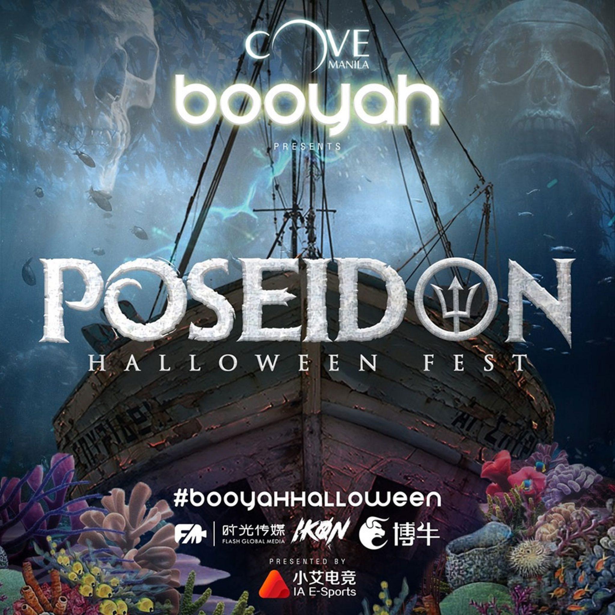Poseidon Halloween Festival