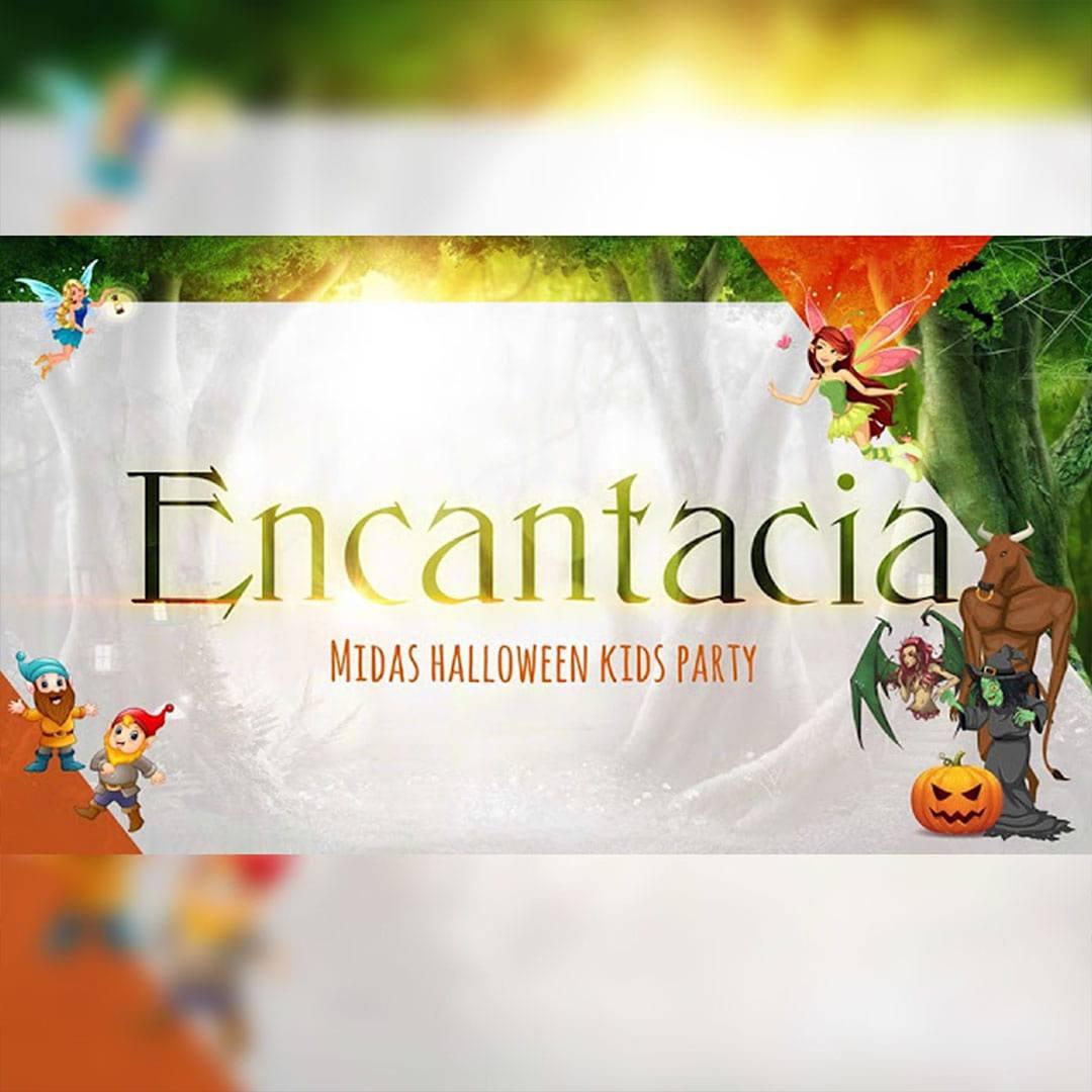 Midas Hotel and Casino's Encantasia: Halloween Kids Party