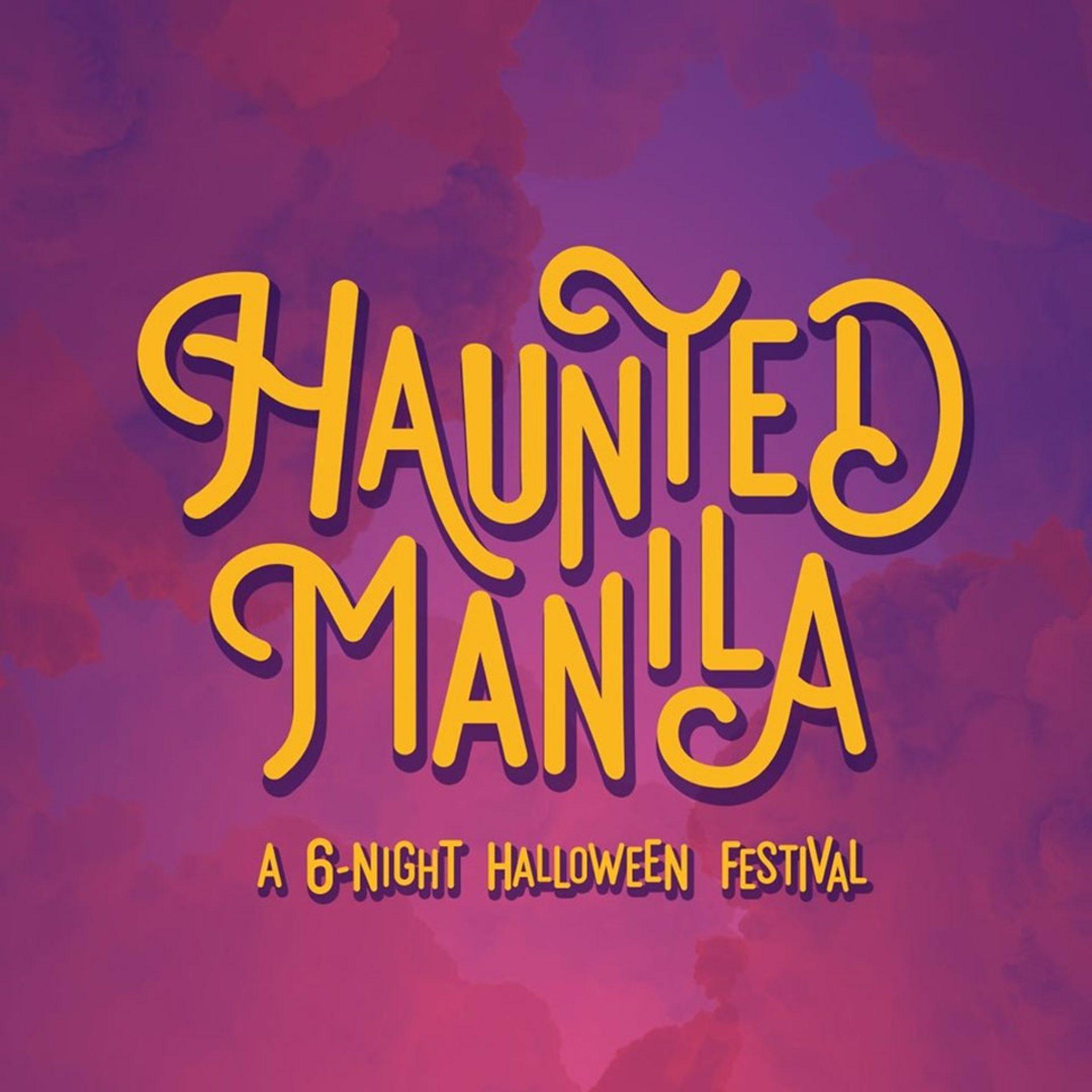 Haunted Manila Festival