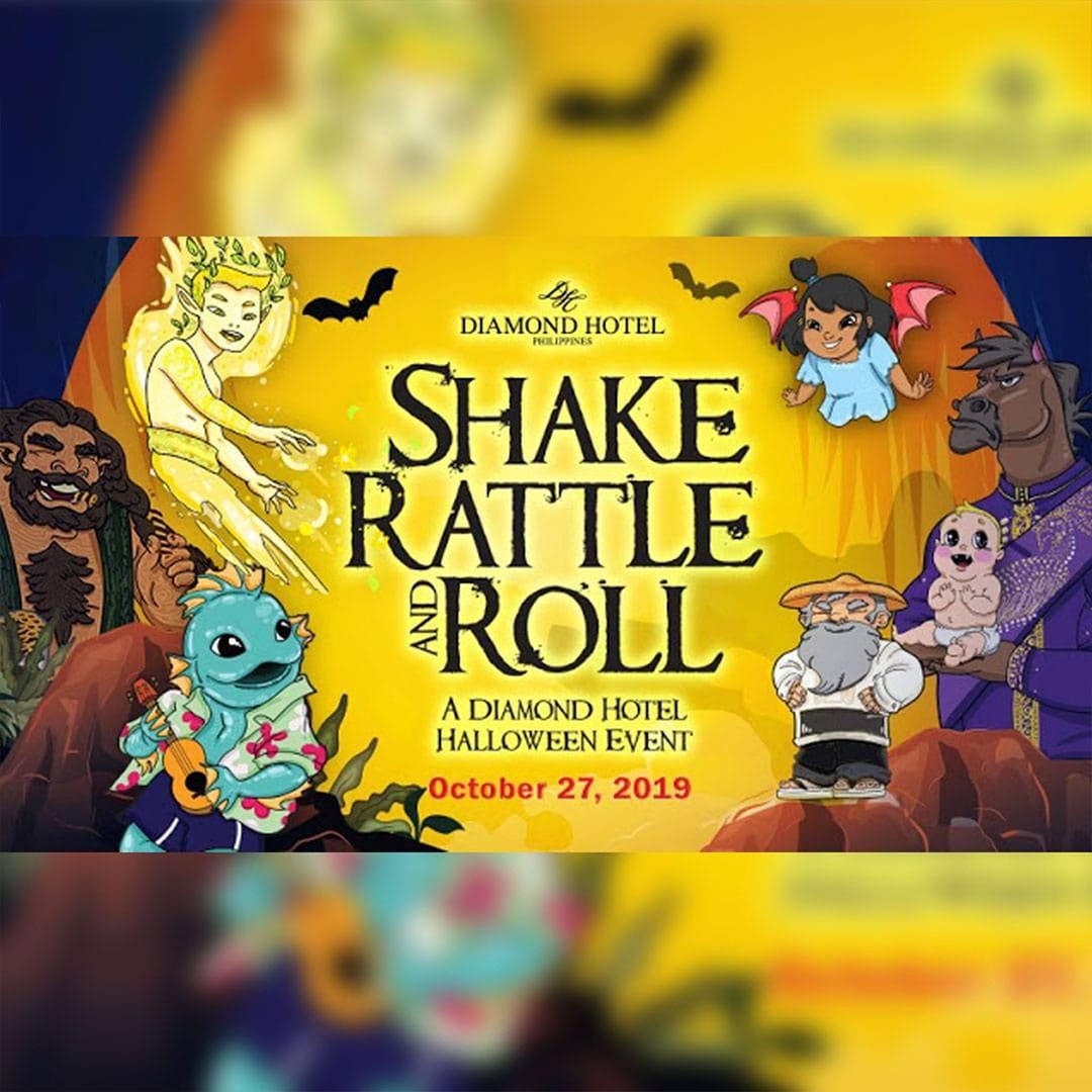 Diamond Hotel: Shake, Rattle, and Roll Halloween Event