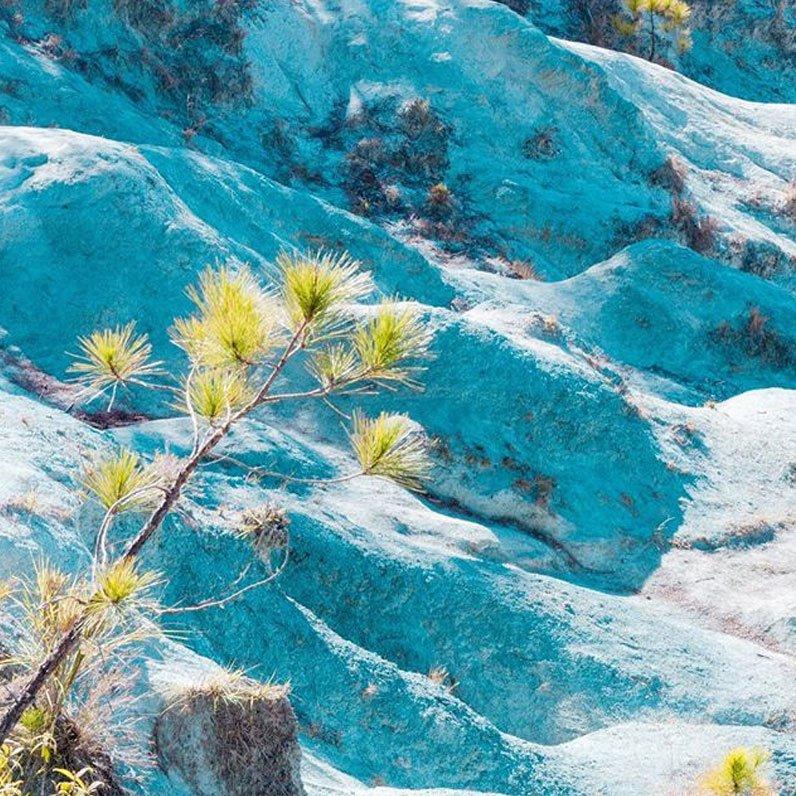 Blue Soil Hills