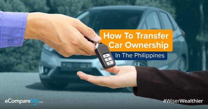 Car ownership transfer