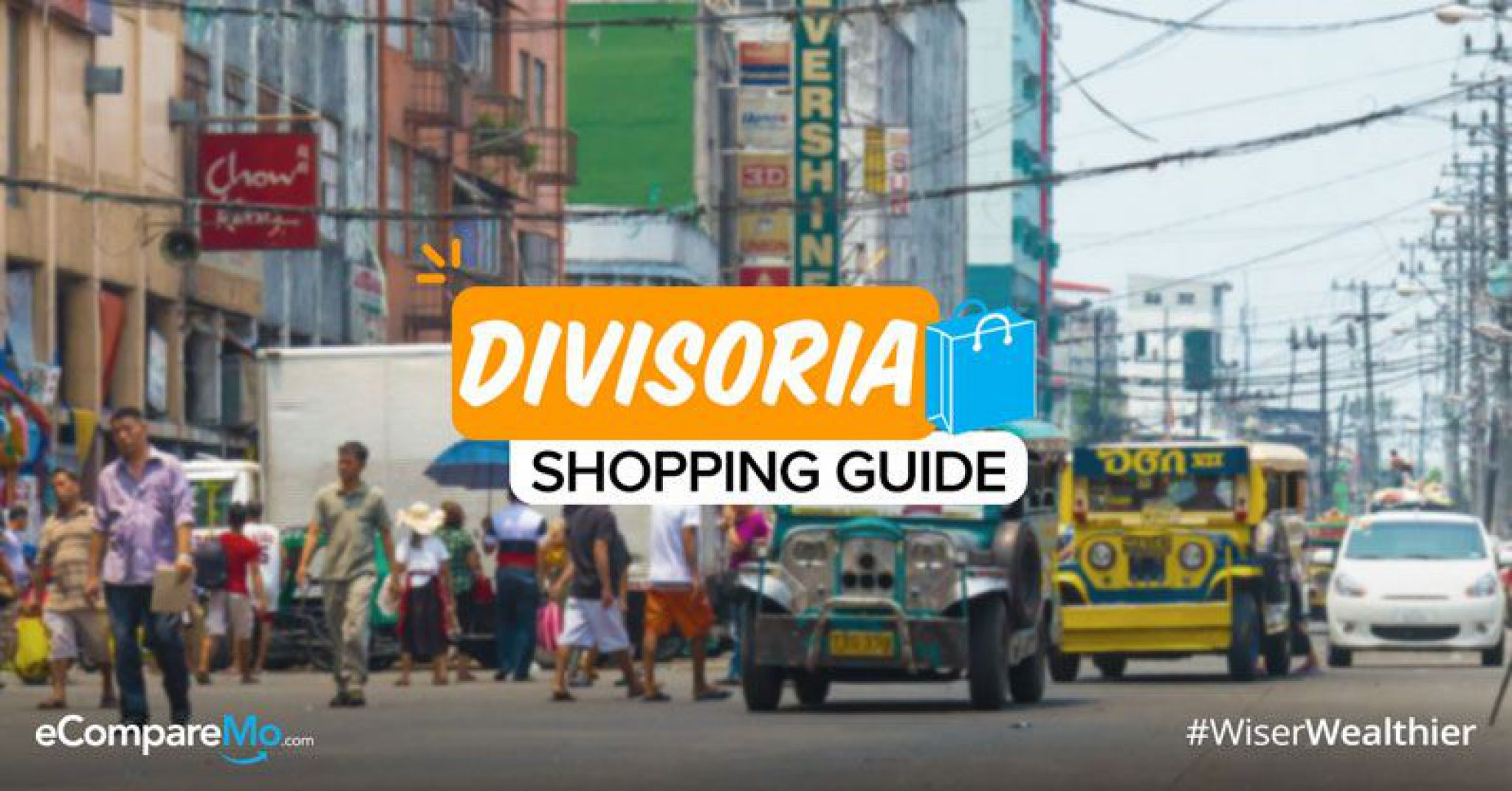 Divisoria Shopping Tips