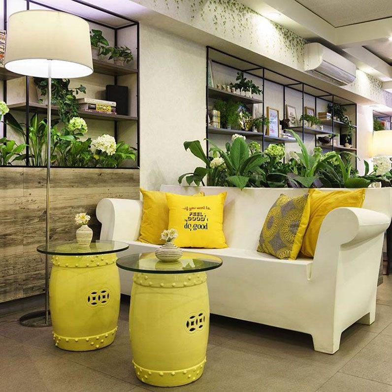 Happy Garden Café