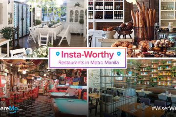 30 Instagrammable Restaurants In Manila