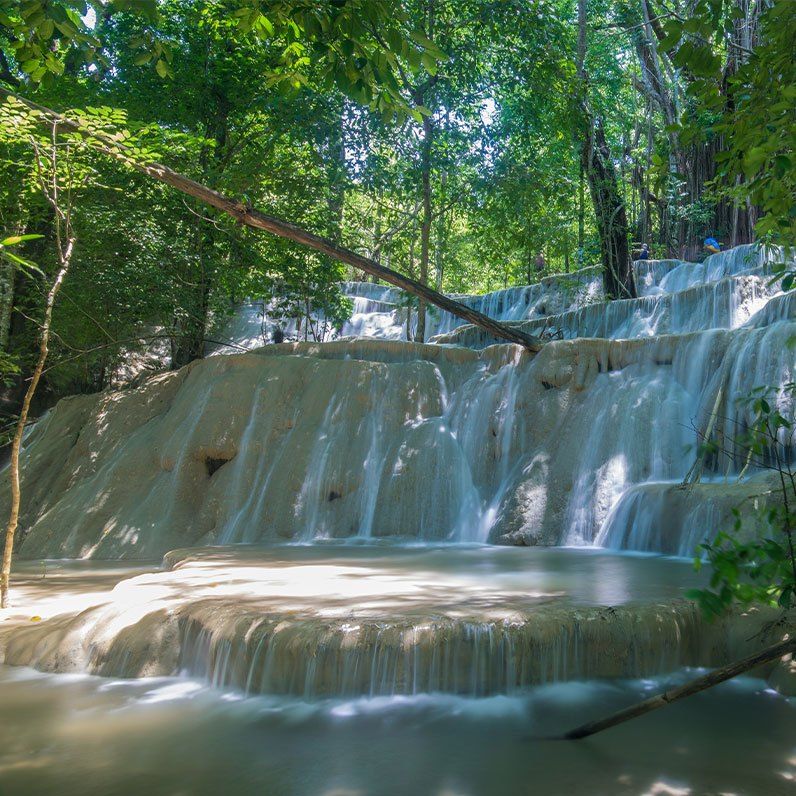 Kaparkan Falls