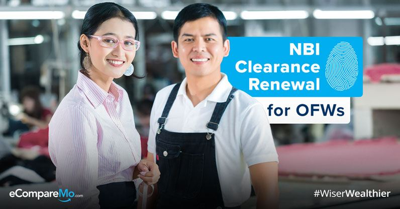 NBI Clearance Renewal for OFWs