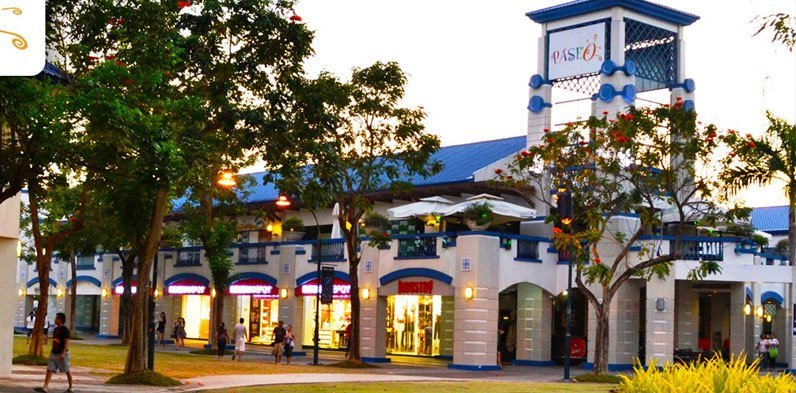 Paseo Outlets