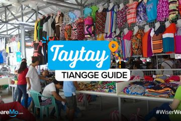 Taytay Tiangge Shopping Guide: How To Get There, Best Time To Go, And What To Buy