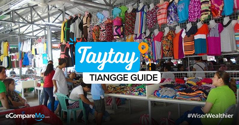 Taytay Tiangge Guide