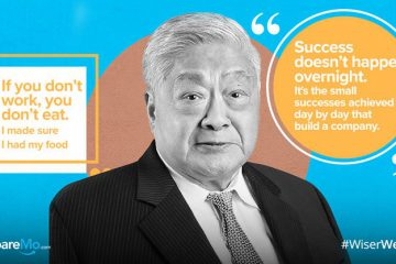 John Gokongwei Jr., In His Own Words (And The Words Of Those Close To Him)