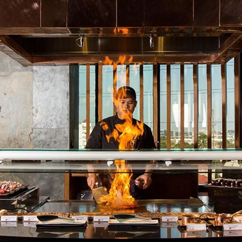 Nobu Restaurant Manila