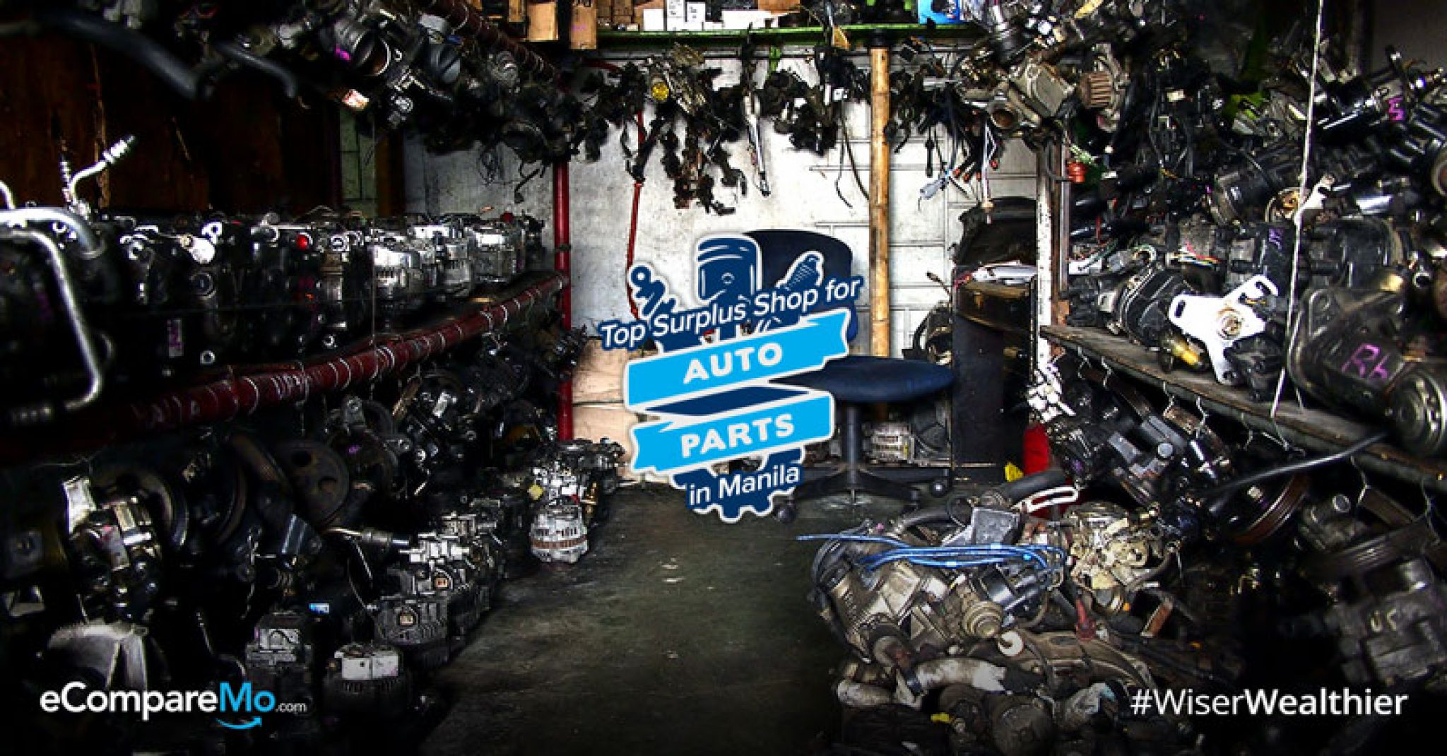 Top Surplus Shops For Auto Parts In Manila From Makati To Qc