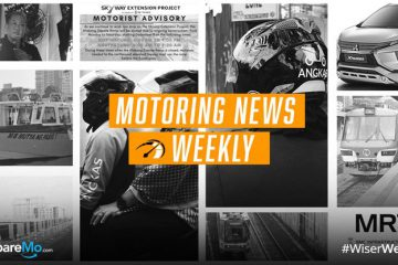 Mitsubishi Xpander Recall, MRT Extension To Bocaue, New SLEX Ramp Scheme, And Other Motoring Stories You Need To Know