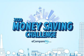 Hit Your 2020 Goals With The eCompareMo Money Saving Challenge! Here's How