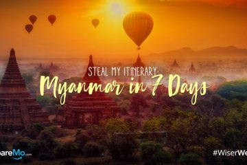 Steal My Itinerary: Budget Travel To Myanmar in One Week