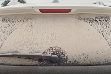 Safety Tips For You And Your Car During Ashfall