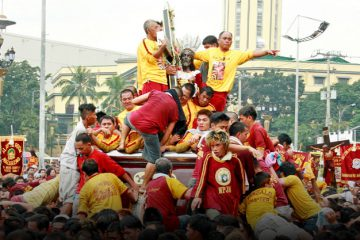 Traslacion 2020: What To Expect From This Year's Feast Of The Black Nazarene Procession