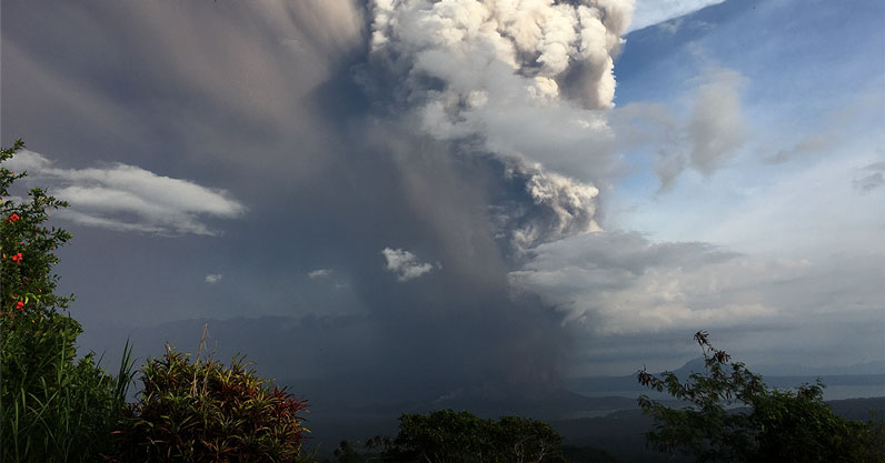 Historical Costs of Volcanic Eruptions In The Philippines