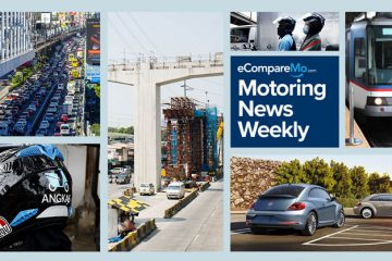 Edsa Decongestion, MRT-4 Construction, Bye-Bye Volkswagen Beetle, And Other Motoring Stories