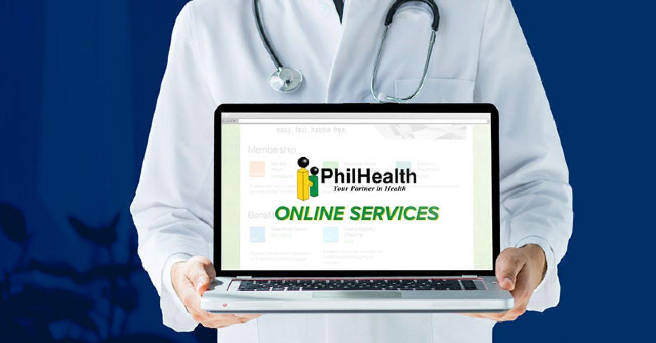 Philhealth Online Services