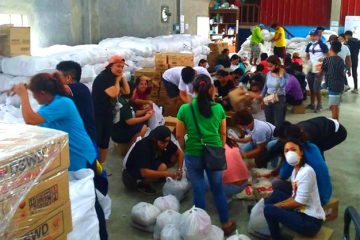 Where To Send Your Donations For Victims Of Taal Volcano Eruption