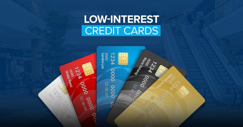 Low Interest Credit Cards In The Philippines