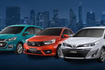 Best Affordable Cars Under P700,000 In The Philippines