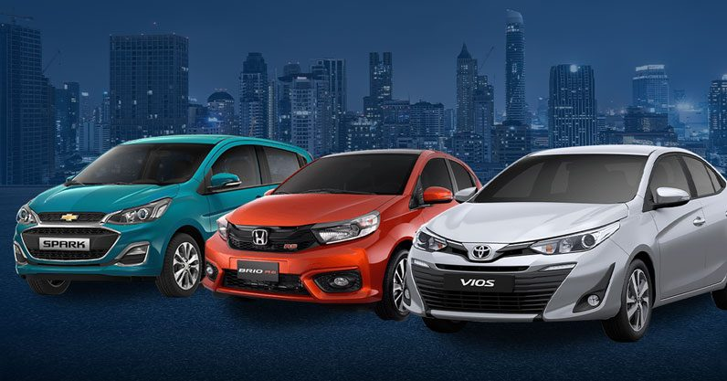 Best Affordable Cars Under PHP700,000 in the Philippines