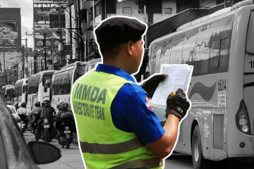 MMDA Asking For Staggered Suspensions For Drivers With Multiple Traffic Violations