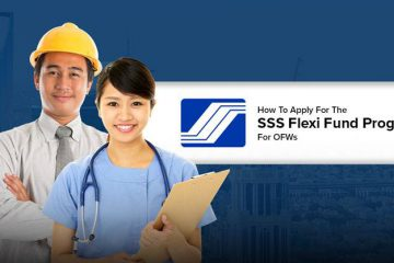 How OFWs Can Apply For The SSS Flexi-Fund Program