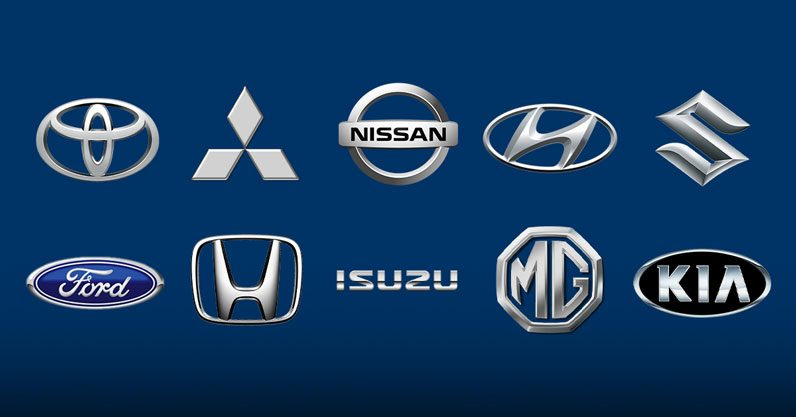 Top Car Brands In The Philippines